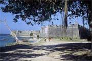 Forte de S. Sebastião, ilha de Moçambique