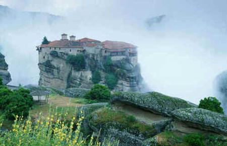 Mosteiros de Meteora