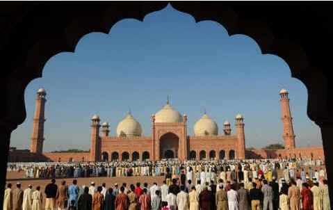 História do Paquistão