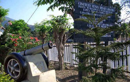 Pontos Turísticos da Indonésia