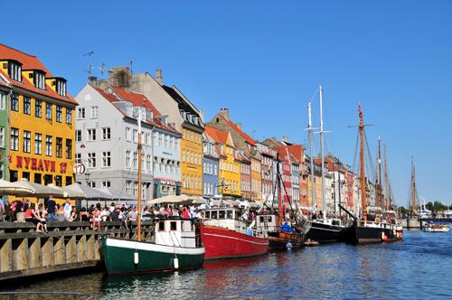Porto de Nyhavn