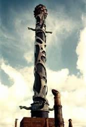 Parque das Esculturas - Porto do Recife