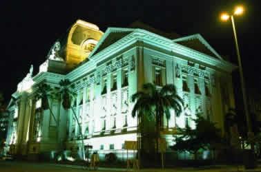 Palácio da Justiça - Praça da República