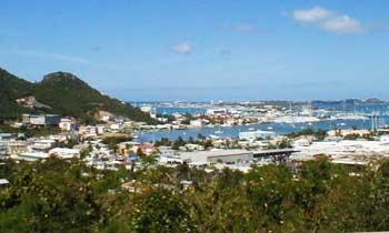 Ilhas de Saint Marteen