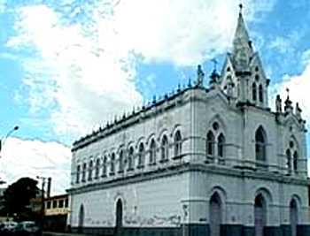 Igreja dos Nossa Senhora dos Remédios