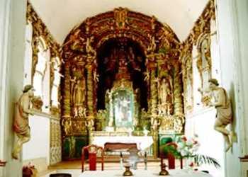 Interior da Igreja - Alcântara