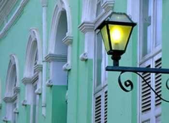 Detalhe da Arquitetura de São Luís
