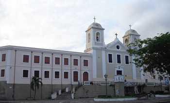 Igreja do Carmo e Praça João Lisboa