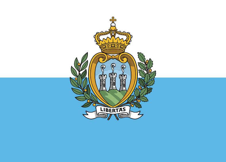 Bandeira de São Marinho