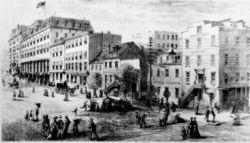 Washington em 1876.