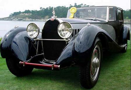 Bugatti Royale