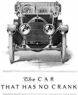 Cadillac Self-Starter