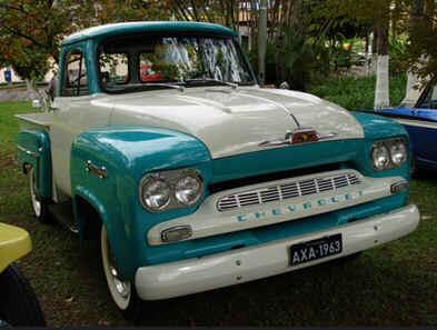 Chevrolet Amazonas