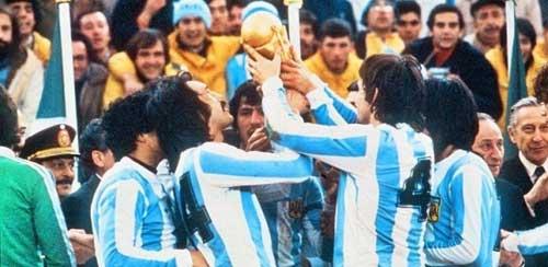 Copas do Mundo -Argentina - 1978