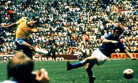 Copas do Mundo -México - 1970