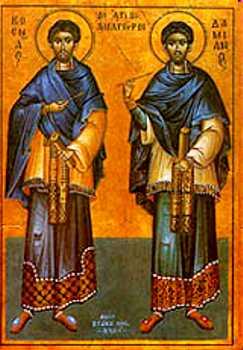 Cosme e Damião