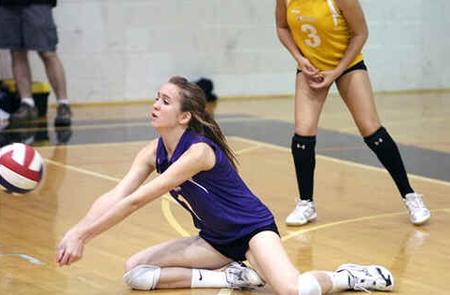 Defesa do Voleibol