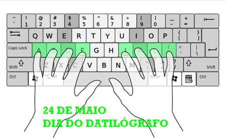 Dia do Datilógrafo