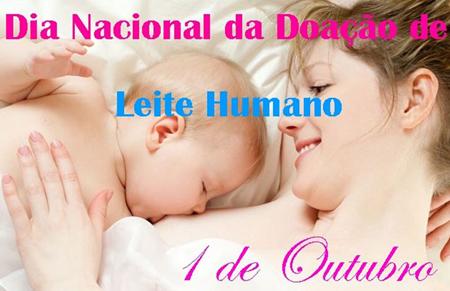 Dia Nacional de Doação de Leite Humano