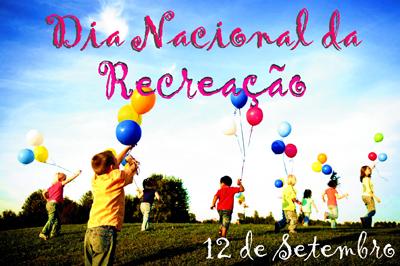 Dia Nacional da Recreação