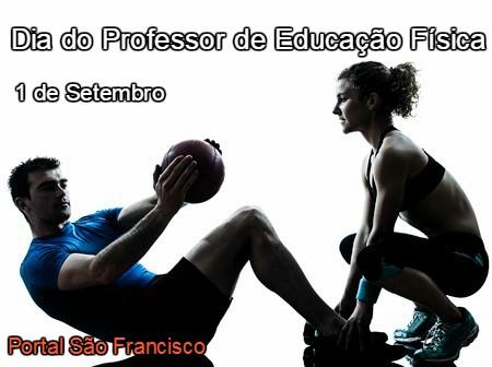 Dia do Professor de Educação Física