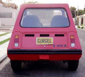 Gurgel Itaipu