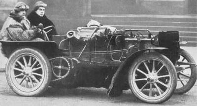 História da Bugatti