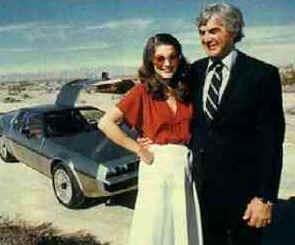 História da DeLorean