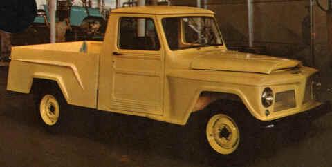 História da Willys Overland