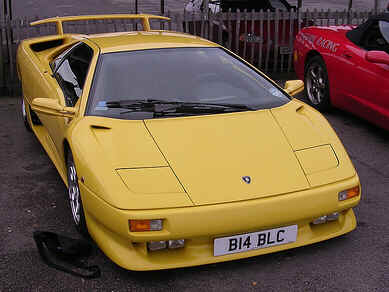 História da Lamborghini