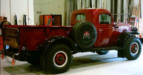 História da Dodge