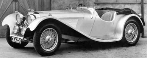 História da Jaguar