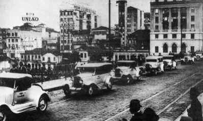 História da Chevrolet