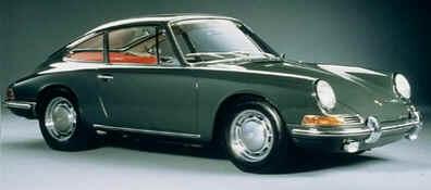 História da Porsche