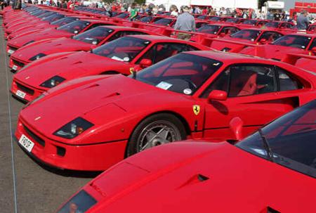 História da Ferrari