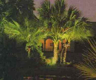 Iluminação de Jardim