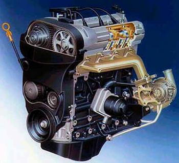 Motor 16V
