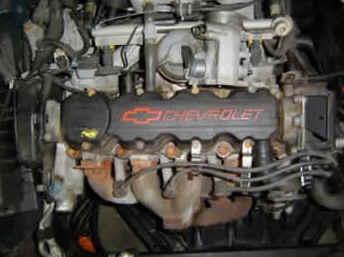 Motor 8V