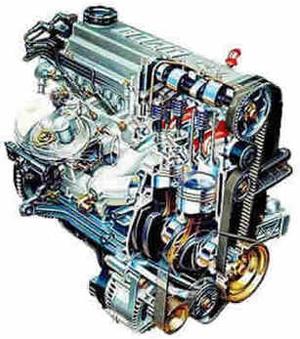 Motor a Gasolina