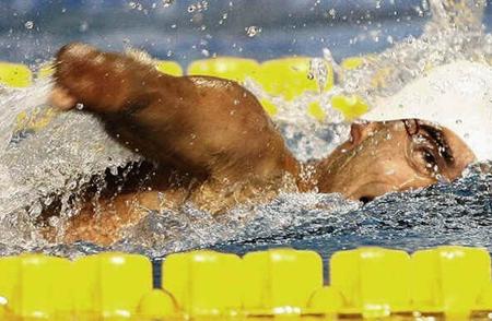 Natação Paraolímpica