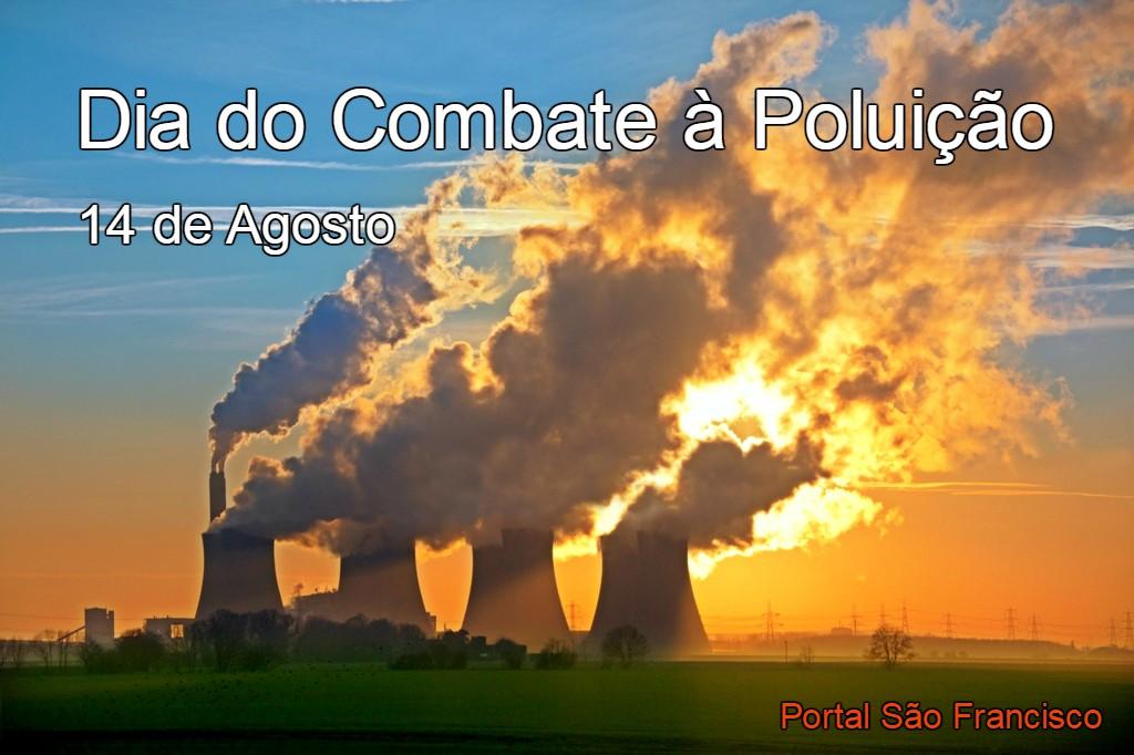 Dia de Combate à Poluição