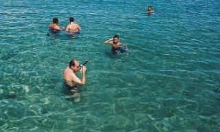 Mergulho em Prado