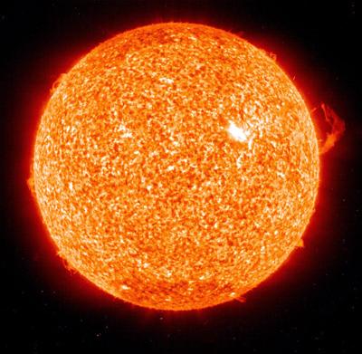 Atividades do Sol