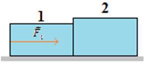 Exemplo - Terceira Lei de Newton