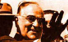 Falecimento de Getúlio Vargas