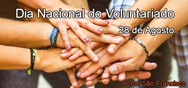 Dia Nacional do Voluntariado