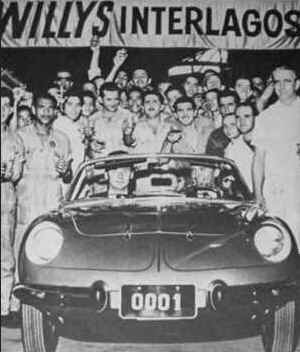 Willys Interlagos