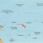 Mapa de Tuvalu