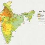 Mapa da Índia