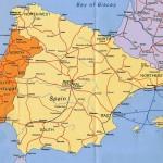 Mapa de Portugal